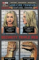 MARJORIE FINNEGAN TEMPORAL CRIMINAL #4 (MR)
