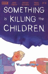 SOMETHING IS KILLING THE CHILDREN #19 CVR A DELL EDERA