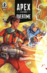 APEX LEGENDS OVERTIME #3 (OF 4)