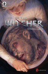 WITCHER WITCHS LAMENT #4 (OF 4) CVR A DEL REY