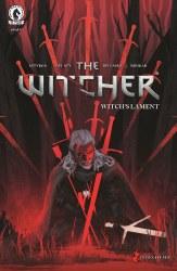 WITCHER WITCHS LAMENT #4 (OF 4) CVR B FINNSTARK