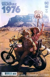 AMERICAN VAMPIRE 1976 #10 CVRB CARDSTOCK SANTOLOUCO VAR (MR