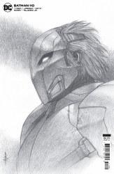 BATMAN #110 CVR C 25 COPY CARDSTOCK FEDERICI INCV (MR)