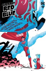 SUPERMAN RED & BLUE #5 (OF 6)CVR A AMANDA CONNER