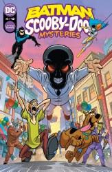 BATMAN & SCOOBY DOO MYSTERIES#4