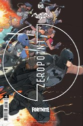 BATMAN FORTNITE ZERO POINT #42ND PTG