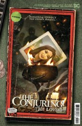 DC HORROR PRESENTS THE CONJURING THE LOVER #1 POSTER VAR