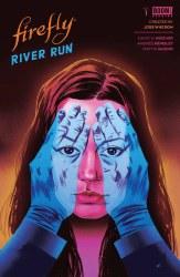 FIREFLY RIVER RUN #1 CVR B GORHAM
