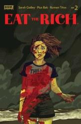 EAT THE RICH #2 (OF 5) CVR A TONG (MR)