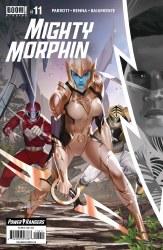 MIGHTY MORPHIN #11 CVR A LEE