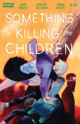 SOMETHING IS KILLING THE CHILDREN #20 CVR A DELL EDERA