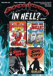 SWORDS OF CEREBUS IN HELL TP VOL 06