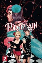 MARIA LLOVETS PORCELAIN #2 CVR B RICH