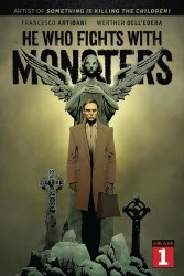 HE WHO FIGHTS WITH MONSTERS #1 CVR B LEE (MR)