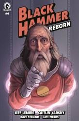 BLACK HAMMER REBORN #4 (OF 12) CVR A YARSKY