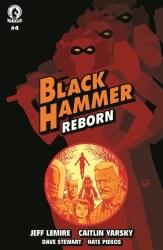 BLACK HAMMER REBORN #4 (OF 12) CVR B JOHNSON