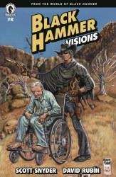 BLACK HAMMER VISIONS #8 (OF 8) CVR C FABRY & HOLLOWAY