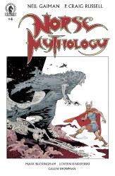 NORSE MYTHOLOGY II #4 (OF 6) CVR A RUSSELL (MR)