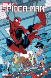 WEB OF SPIDER-MAN #4 (OF 5)