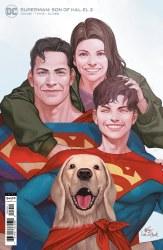 SUPERMAN SON OF KAL EL #2 CVRB CARDSTOCK VAR