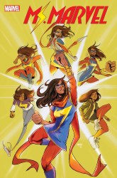 MS MARVEL BEYOND LIMIT #1 (OF 5)