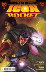 ICON & ROCKET SEASON ONE #2 CVR A