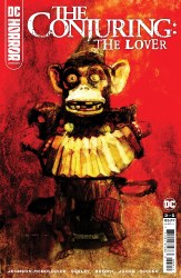 DC HORROR PRESENTS THE CONJURING THE LOVER #3 CVR A (MR)