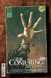 DC HORROR PRESENTS THE CONJURING THE LOVER #3 CVR B CARDSTOC