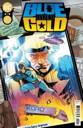 BLUE & GOLD #2 CVR A
