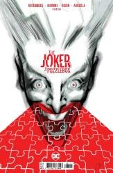 JOKER PRESENTS A PUZZLEBOX #1CVR A