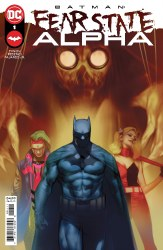 BATMAN FEAR STATE ALPHA #1 CVRA
