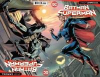 BATMAN SUPERMAN 2021 ANNUAL #1CVR A