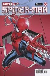 WEB OF SPIDER-MAN #4 (OF 5) LAND VAR