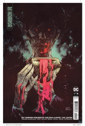 DC HORROR PRESENTS THE CONJURING THE LOVER #1 2ND PTG