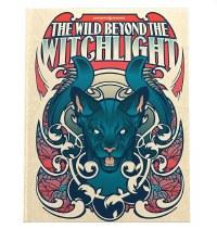 D&D RPG WILD BEYOND WITCHLIGHTFEYWILD ADV HC DM