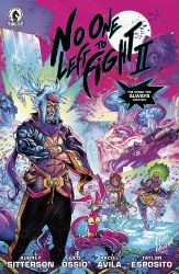 NO ONE LEFT TO FIGHT II #1 (OF 5) CVR A