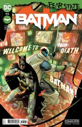 BATMAN #113 CVR A JORGE JIMENEZ (FEAR STATE)