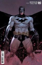 BATMAN #113 CVR B JORGE MOLINACARD STOCK VAR (FEAR STATE)