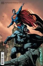 BATMAN SUPERMAN #22 CVR B GARYFRANK CARD STOCK VAR