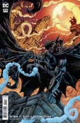 BATMAN VS BIGBY A WOLF IN GOTHAM #1 (OF 6) CVR B CARD STOCK