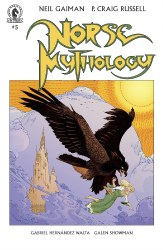 NORSE MYTHOLOGY II #5 (OF 6) CVR A RUSSELL (MR)