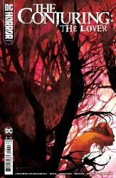 DC HORROR PRESENTS THE CONJURING THE LOVER #5 CVR A SIENKIEW