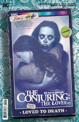 DC HORROR PRESENTS THE CONJURING THE LOVER #5 CVR B MOVIE CA