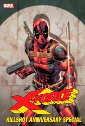 X-FORCE KILLSHOT ANNIVERSARY SPECIAL #1 CONNECTING B VAR