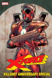 X-FORCE KILLSHOT ANNIVERSARY SPECIAL #1 CONNECTING C VAR