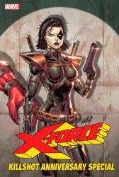 X-FORCE KILLSHOT ANNIVERSARY SPECIAL #1 CONNECTING E VAR