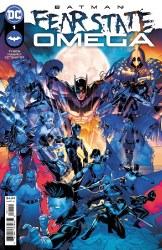 BATMAN FEAR STATE OMEGA #1 CVR A CAMPBELL