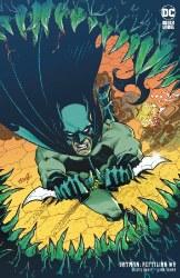 BATMAN REPTILIAN #6 (OF 6) CVR B HAMNER VAR (MR)