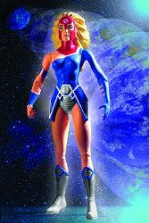 CRISIS ON INFINITE EARTHS HARBINGER ACTION FIGURE