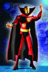 CRISIS ON INFINITE EARTHS PSYCHO-PIRATE ACTION FIGURE